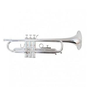 Trompeta Fides primera plata