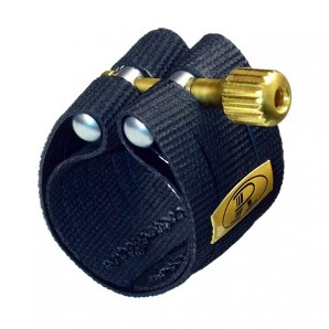 Abrazadera y boquillero saxo alto Rovner MK III C 1RL