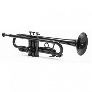 Trompeta de Plástico negro Tromba
