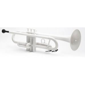Trompeta de Plástico blancoTromba