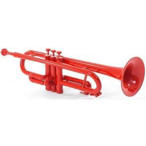 Trompeta de Plástico rojo Tromba
