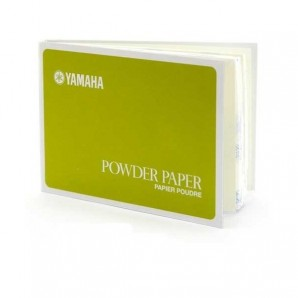 Papel secante zapatillas Powder paper Yamaha