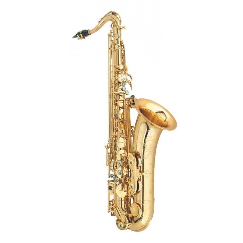 Saxo tenor P.Mauriat PMXT-66R GL Gold lacquer