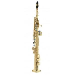 Saxo soprano P.Mauriat System-76 2nd. Edition GL Lacado 2 TUDELES