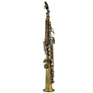 Saxo soprano P.Mauriat System-76 2nd. Edition DK Dark Vintage 2 TUDELES