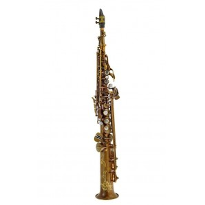 Saxo soprano P.Mauriat System-76 2nd. Edition UL Unlacquered 2 TUDELES