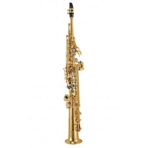 Saxo soprano P.Mauriat 1 pieza System-76 2nd. Edition GL Lacado