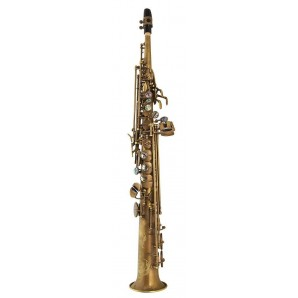 Saxo soprano P.Mauriat 1 pieza System-76 2nd. Edition UL Unlacquered