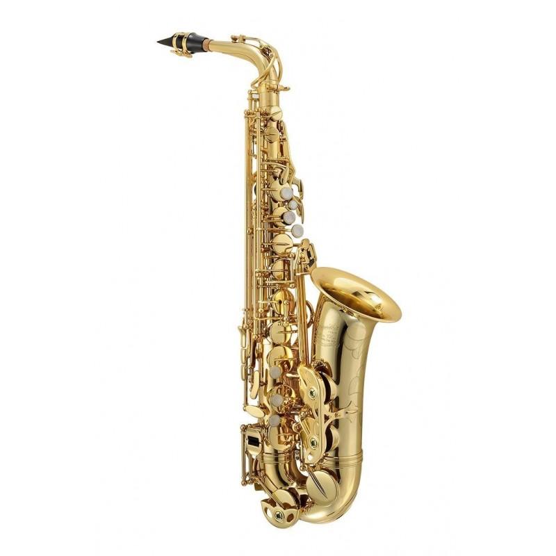 Saxo alto P.Mauriat Big Band 201GL Lacado