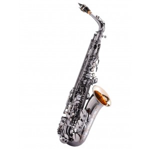 Saxo alto LC A-702 BD black plated finish 91% cobre