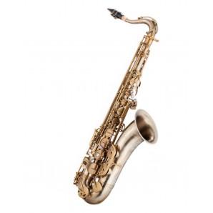 Saxo tenor LC T-604 UL Classic unlacquer finish cuproniquel.