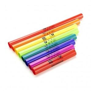 Boomwhacker tubos plástico oda 1 octava diatónico
