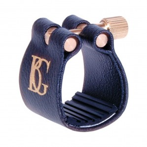 Abrazadera y boquillero saxo barítono BG L15 Standard